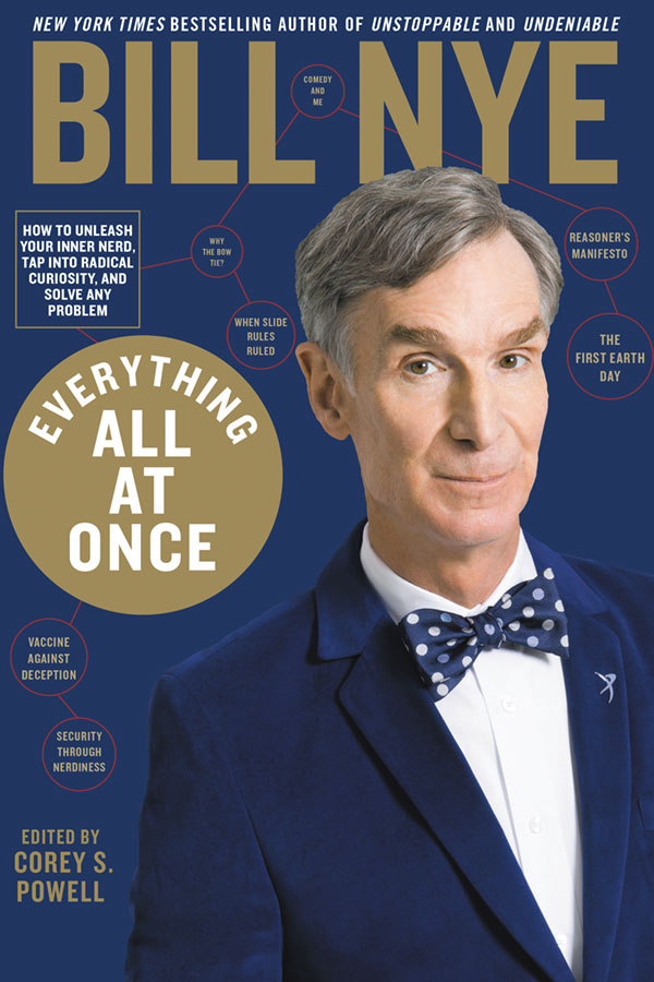 Everything All At Once book cover