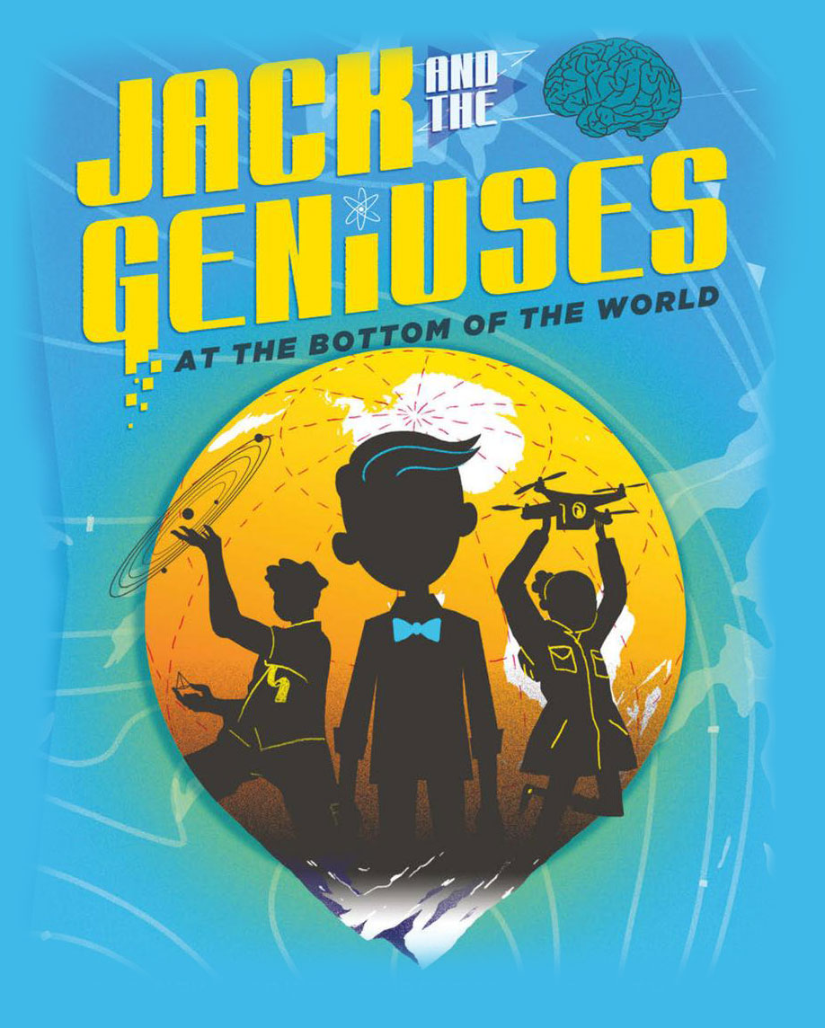 Jack and the Genius book 1