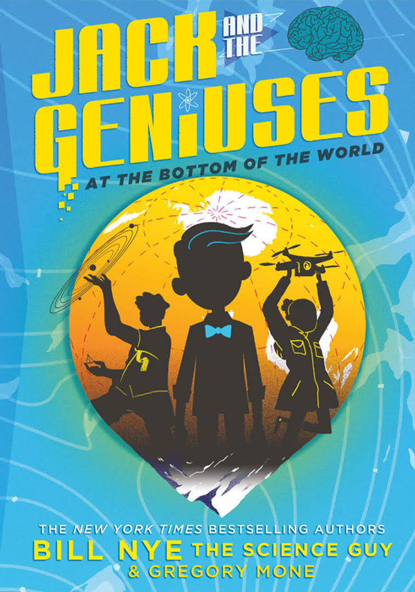 Jack and the Geniuses book 1
