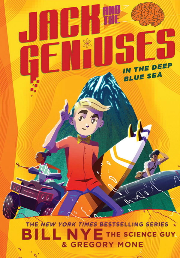 Jack and the Geniuses book 2