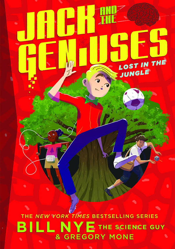 Jack and the Geniuses book 3
